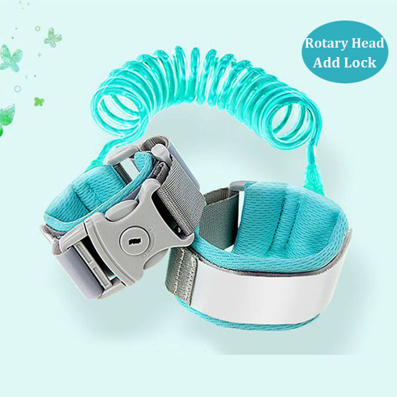 New Upgrade Anti Lost Wrist With Safety Baby Strap Rope Children Walking Hand Belt Band 1