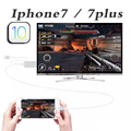 Multifunction Phone Adapter TV HDMI for iPhone & Android Dock to HDMI 1080P HDTV TV Adapter Cable 1080P for iPhone7/6S Samsung S