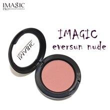 Imagic Pressed Blusher Powder Face Makeup Mineral Blush Professional Cheek Makeup Blusher Sleek Cosmetic Shadows 8