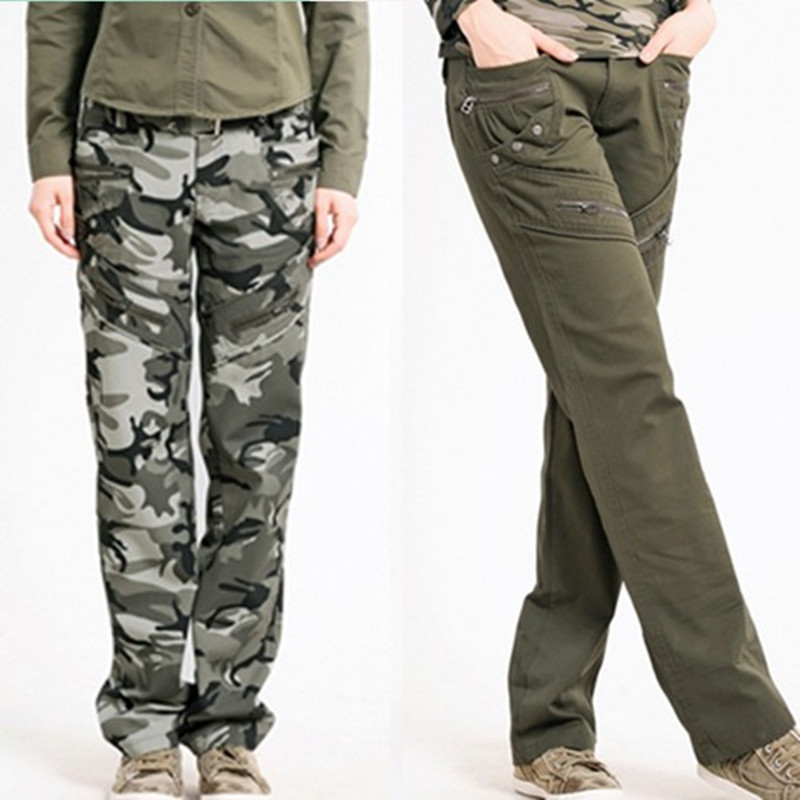 ladies cargo pants online - Pi Pants