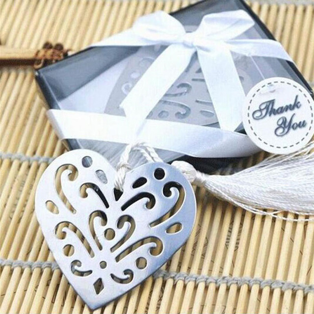 My Heart Bookmark Party Favours Souvenirs First Communion Birthday