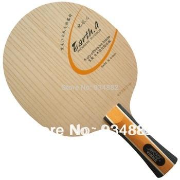Yinhe Earth.4 (E4, E 4, E-4) Shakehand Table Tennis (Ping Pong) Blade
