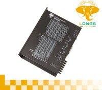 Nema34 42 ЧПУ Драйвер шагового двигателя DM2722A 110 220VAC/7.0A/300 Microstep соответствующие двигателя лазерного мельница