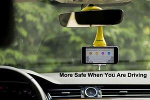 Image 4 - Voteer Flessibile Selfie Bastone Monopiede Bluetooth Senza Fili Treppiede Scimmia Supporto per Gopro Macchina Fotografica Iphone Del Telefono per Auto Universale Della Bicicletta