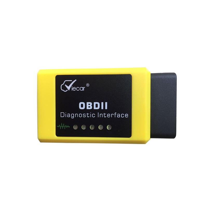 Prix pour Meilleur ELM327 Bluetooth v1.5 Obd2 ObdII Scanner ELM 327 V 1.5 Auto Code Scanner pour Android Obd 2 Voiture De Diagnostic-Outil Super Viecar