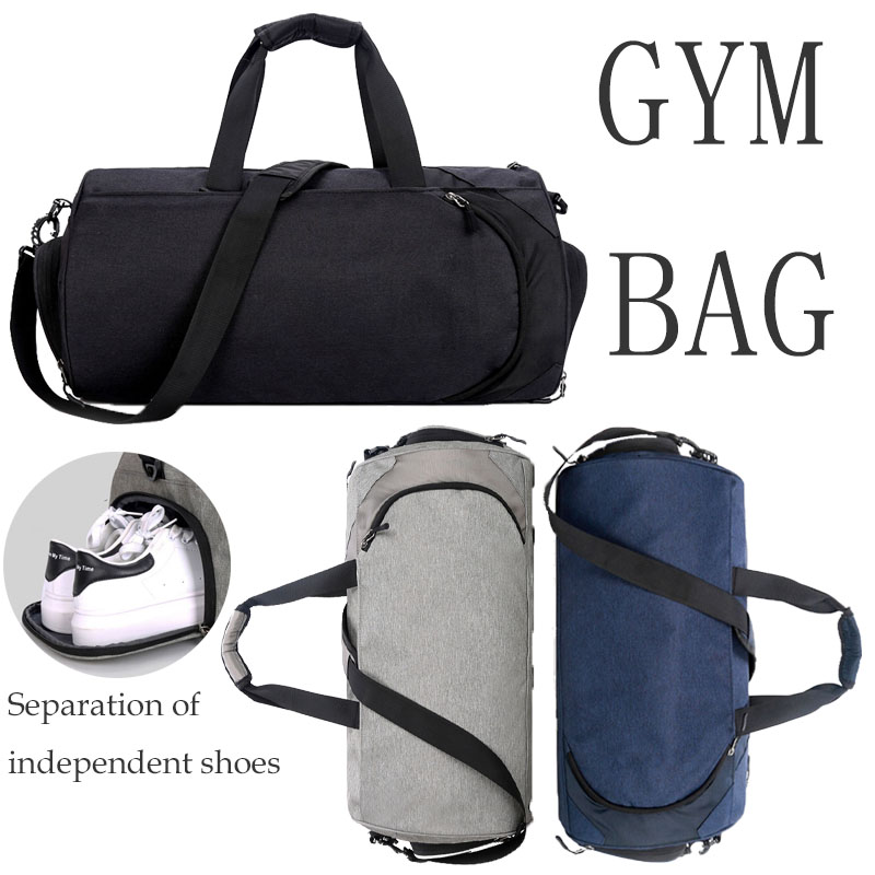 High Capacity Travel Bag Cylinder Packbage Multifunction Rusksack Male Fashion Backpack Shoulder bag Drop ShippingHigh Capacity Travel Bag Cylinder Packbage Multifunction Rusksack Male Fashion Backpack Shoulder bag Drop Shipping