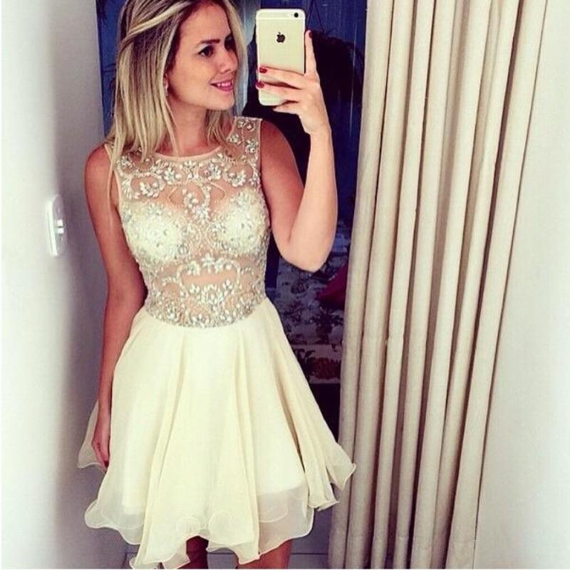 Sexy Short Dresses a Line