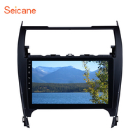 Seicane Android 8.1 Car Multimedia player Car DVD For 2012 2017 TOYOTA CAMRY Support OBD2 Mirror Link Steering Wheel Control