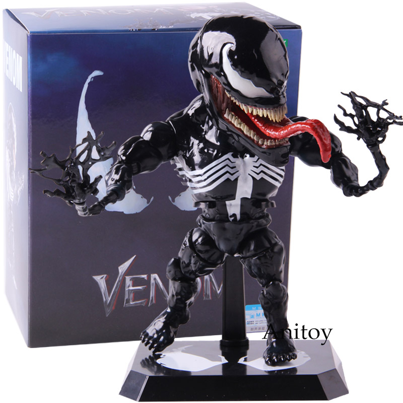 Marvel Venom Action Figure IN PVC Da Collezione Model Toy 7Marvel Venom Action Figure IN PVC Da Collezione Model Toy 7