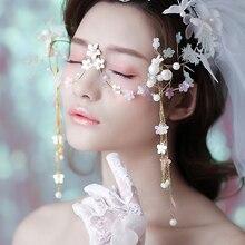 Маленькие цветы фея/мечта/Студия/цветок бисер кисточки фото съемки очки/косплей-очки