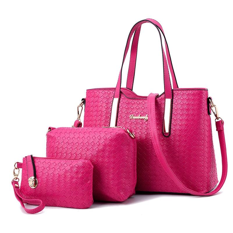 kunzita composto de luxo da Messenger Bag Size : 22*8*16cm
