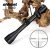 Tactical Ohhunt 3 9X40 Optics Riflescopes Rangefinder Reticle Crossbow Airguns Shooting Hunting Rifle Scope With Mount