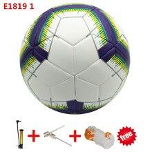 2018 19 temporada Premier balón de fútbol tamaño 5 objetivo fútbol  entrenamiento deportivo sin fisuras PU pelota de fútbol futbo. 5844ca85d6295