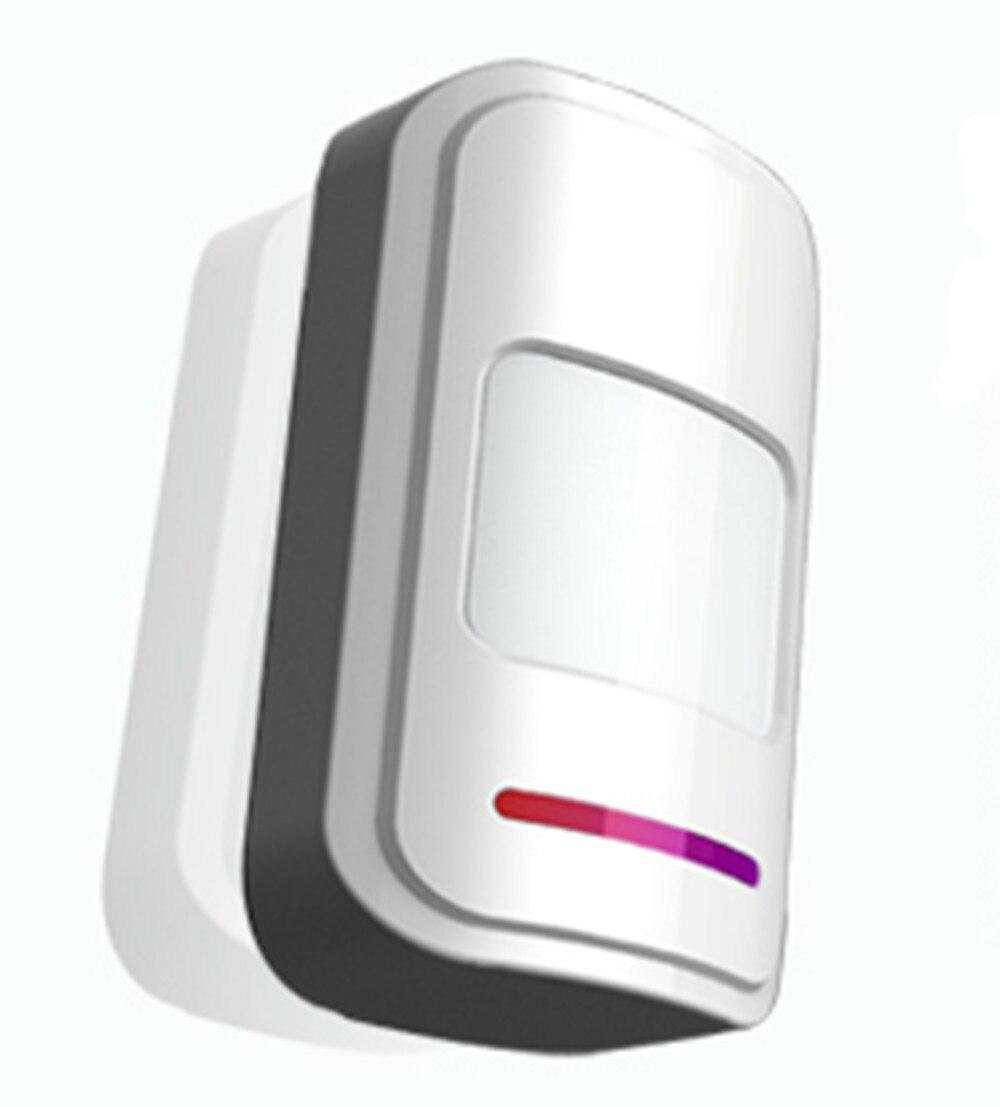 Anti White Light 433mhz Wireless PIR Detector For Burglar Alarm System