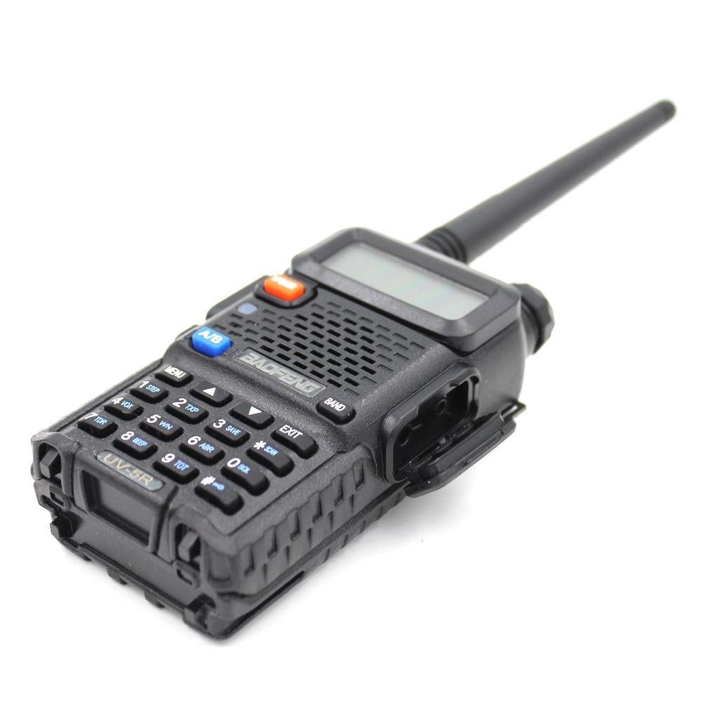 2PCS BaoFeng UV-5R Walkie Talkie 5W Dual Band 136-174MHz  / 400-520MHz UV5R 128CH VOX Flashlight FM Transceiver for Ham Radio