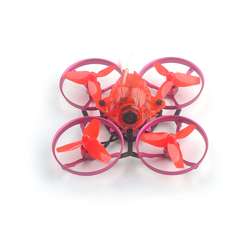 Happymodel Snapper 7 1S 75mm Whoop Indoor FPV Drone SE0703 19000KV Motor with Frsky or Flysky Receiver 6-way ChargerHappymodel Snapper 7 1S 75mm Whoop Indoor FPV Drone SE0703 19000KV Motor with Frsky or Flysky Receiver 6-way Charger