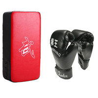 Boxing Pads Gloves Men Muay Thai Kick Pads Muay Arm Punch MMA For Boxing Taekwondo Foot