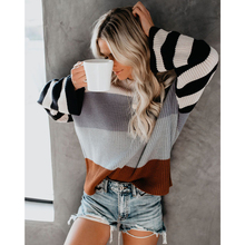 Pullover sweater for women O-neck Long Sleeve knitted lady Wool Sweater Winter Woman Knitting Pullovers