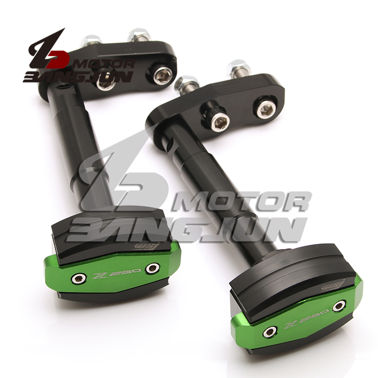 high quality cnc aluminum Motorcycle parts for KAWASAKI Z250 Z300 13 14 15 16 17 frame