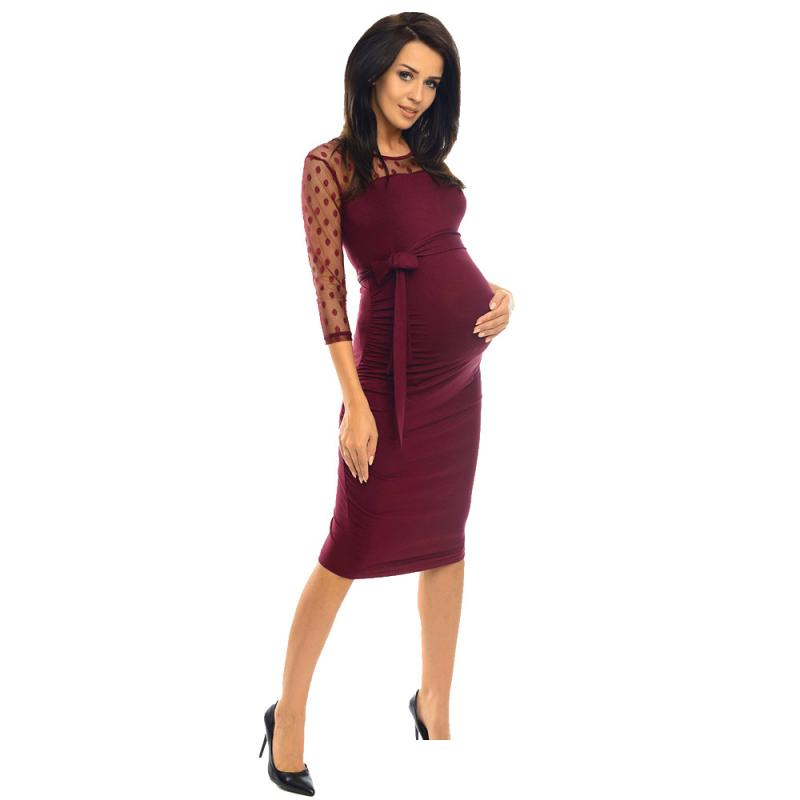 f2e78e6e74c3c ∞ Big promotion for ruched maternity dress and get free shipping ...