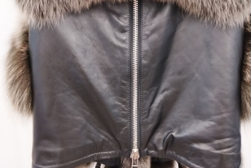 Foncé 100 Mode Manteaux Streetwear Veste D'hiver brown V 2018 De Manteau Fourrure Col Réel black Naturel Chaud caramel Renard Gilet Green Femmes frost pink Épais beige Nouvelle xwUO7qYw
