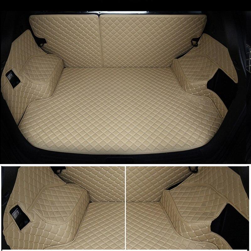 Custom leather Car Trunk Mats For Lexus GS 200t 250 300 350 430 450H 460 F