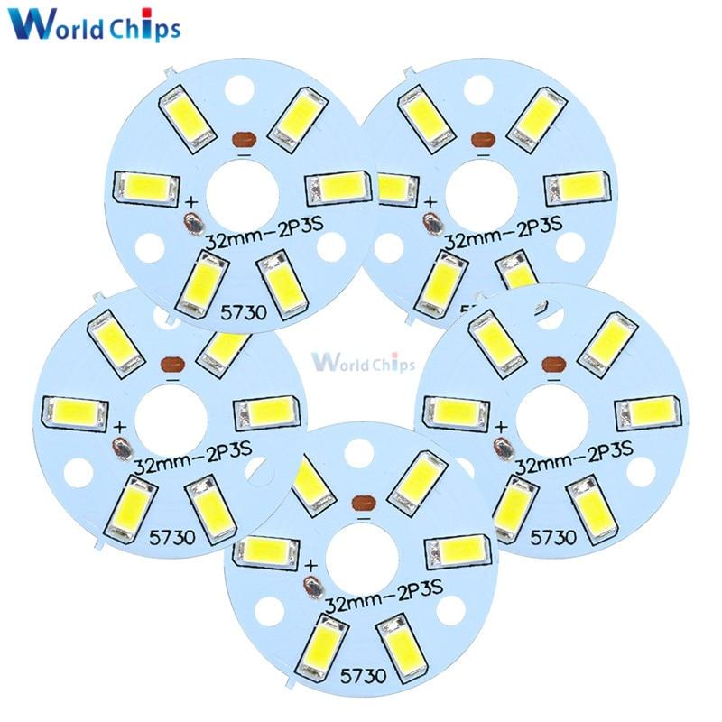 10PCS 3W 5730 White LED Emitting Diode SMD Highlight Lamp Panel LED Board