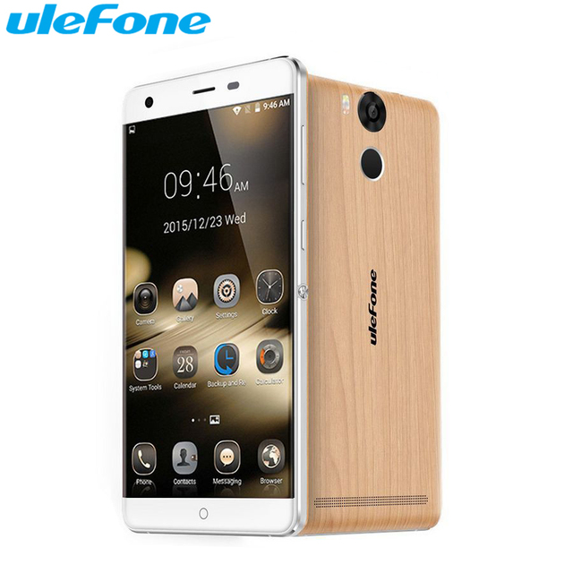 "Ulefone Power 4G 6050mAh OTG Fingerprint 5.5"" FHD Smartphone Android 5.1 Octa Core MT6753 13MP In Cell 3GB+16GB Mobile Phone"