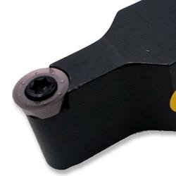 MZG, 16mm, 20mm, 25mm, SRDCN1616H08, insertos de carburo CNC, barra de corte de torno, barra de corte, herramienta de perforación externa, portaherramientas de acero
