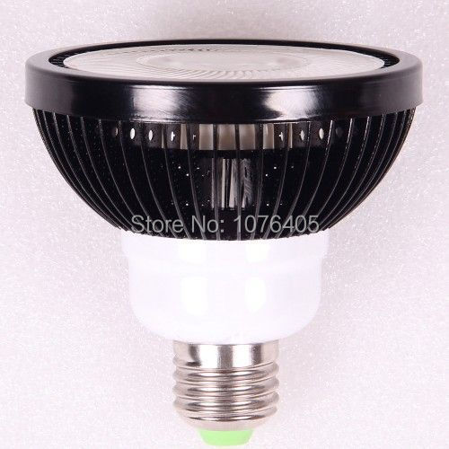 Bridgelux HIGH POWER LED PAR30-12W Warm White AC90-260V E27 spot light