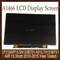 Original New A1369 A1466 For Macbook Air LCD Screen Display LP133WP1 LSN133BT01-A01 2010 2011 2012 2013 2014 2015 Replacement