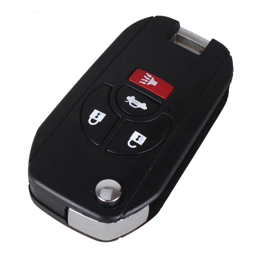 Chiave Telecomando per Nissan Altima Maxima Sentra Versa 1
