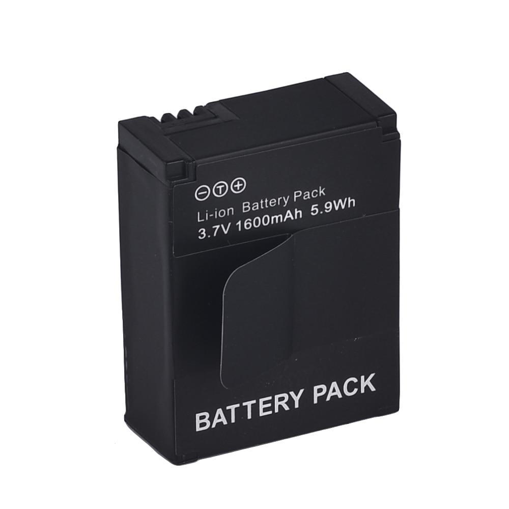 Más barato 1600 mAh batería GoPro Hero3 AHDBT-301 AHDBT301 AHDBT-201 Gopro Hero 3 GoPro 3 batería Go Pro Accesorios
