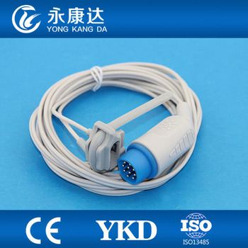 3pcs/pack Compatible with Sirecust 700 Neonate Silicon Wrap sensor/probe for medical equipment