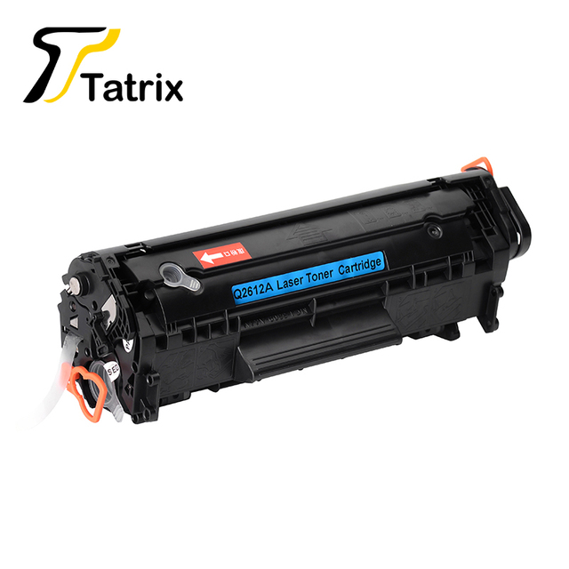 12A For HP 2612A Refillable Compatible Toner Cartridge For HP HP LaserJet 1010 1012 1015 1018 1022 1022N 1020 3015MFP Printer 5