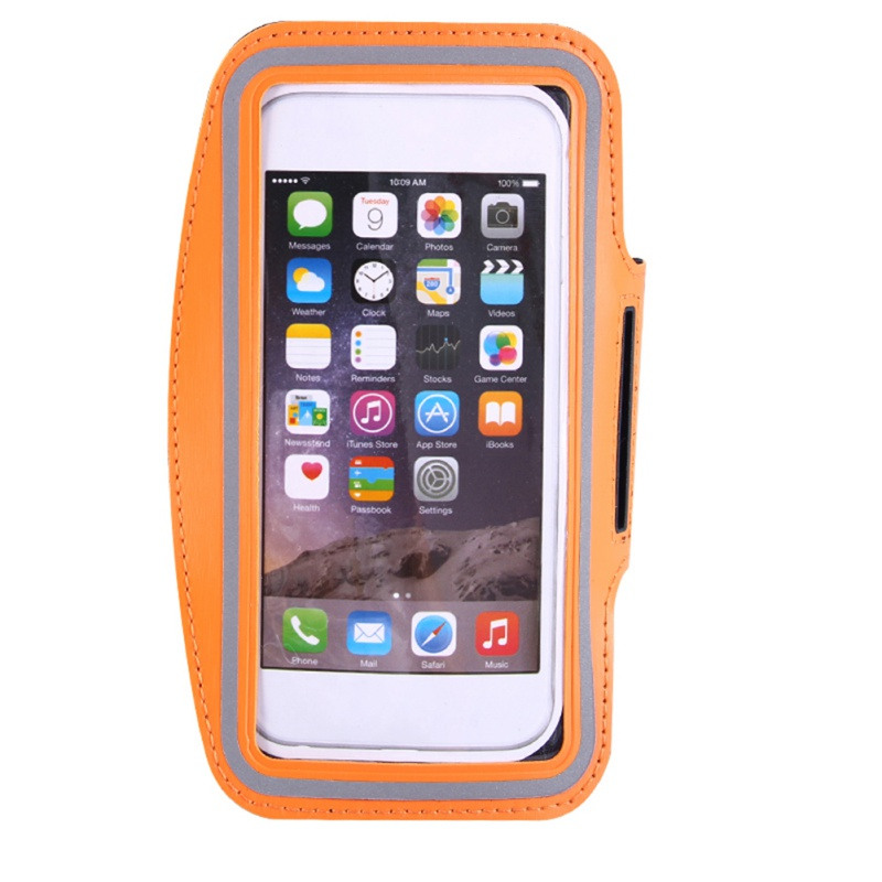 Running Bag Arm Sports Running Arm Bags Outdoor Mobile Phone Arm With Protective Cover Outdoor Sports