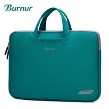Luxury Waterproof Nylon laptop bag case sleeve bag 11 12 13 13.3 14 15.4 15.6 inch High Quality notebook bag sleeve for women все цены