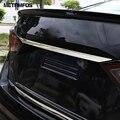 Для Nissan Altima  2019  2020  нержавеющая сталь  задний багажник  стример  хвост  дверь  украшение  литье  отделка  аксессуары для автомобиля  Стайлинг