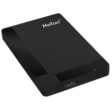 Netac Original K218 External Hard Drive 1TB USB 3.0 Disk HDD Laptop Desktop Hard Disk Retail Package External Storage Devices