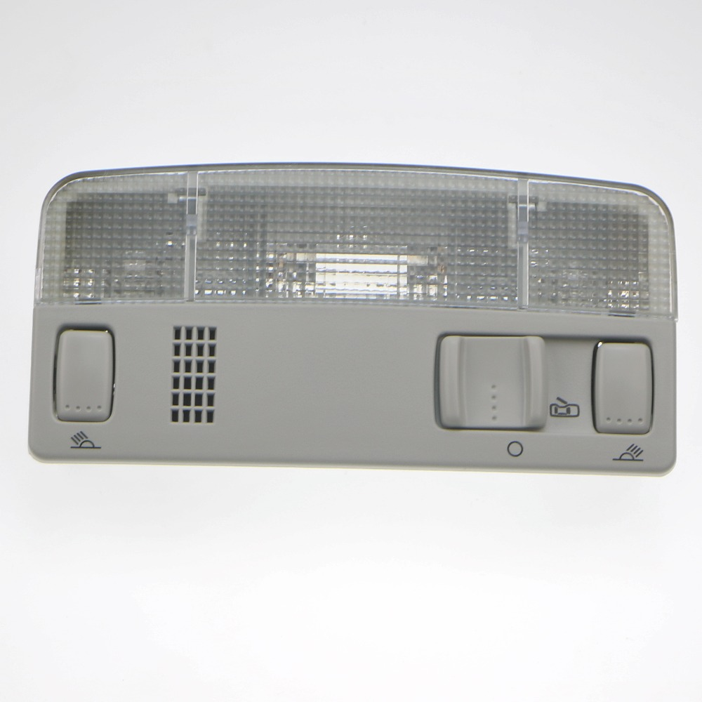 Car Ceiling reading lamp Gray For VW Passat B5 Polo Touran Golf MK4 Bora Octavia 1TD 947 105 3B0 947 105 C 1TD947105 jeazea glove box light storage compartment lamp 1j0947301 1j0 947 301 for vw jetta golf bora octavia 2000 2001 2002 2003 2004