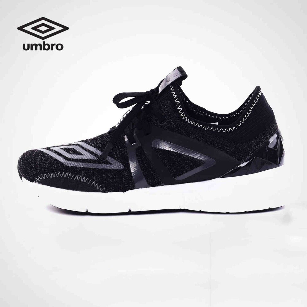 Umbro 2017 New Shoes One Fabric Running Slip Breathable Shoes Shoes Man Sport Men Sneakers UCB90701 mulinsen men s running shoes blue black red gray outdoor running sport shoes breathable non slip sport sneakers 270233