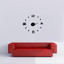 Zegar Ścienny Coffee