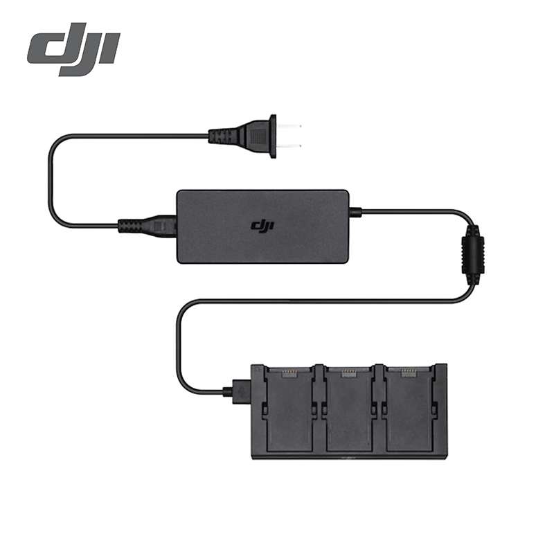 DJI Spark Battery Charging Hub for DJI Spark Fly more combo mini drone RC Quadcopter квадрокоптер dji spark синий