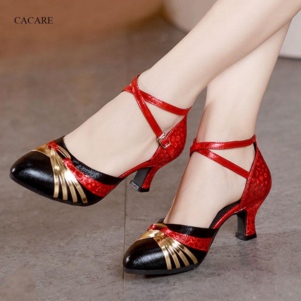 Lyrical Dance Shoes Contemporary Dance Shoes For Ballroom Latin Salsa Tango Flapper Chacha Dancing 8 Choices D0962