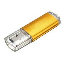 5 x 8GB USB 2.0 Memory Stick Flash Drive Memory Data Stick Gold