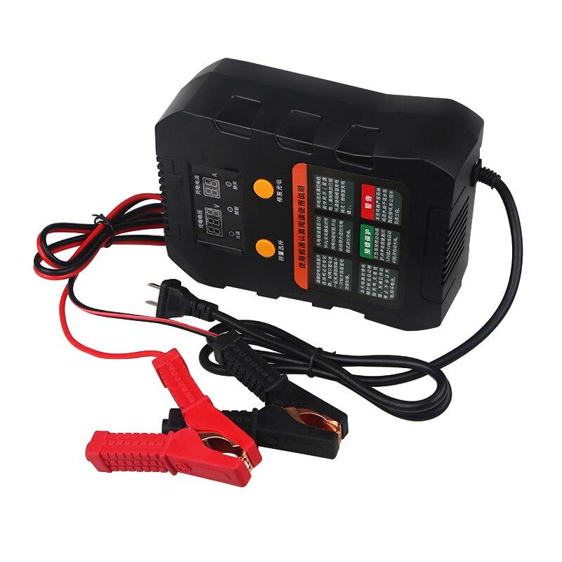 Chargeur automatique Intelligent de voiture de réparation d'impulsion d'urbanroad 12 v/24 v pour la batterie de voiture chargeur Intelligent de batterie pour le bateau de moto de voiture
