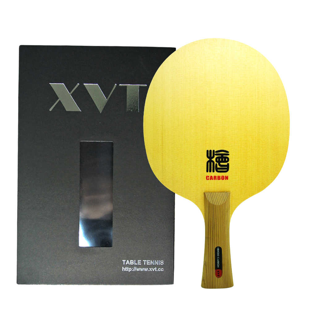 XVT Professional HINOKI ALC CARBON arylate Carbon Table Tennis Blade/ ping pong Blade/ table tennis bat Free shipping