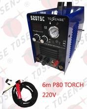 CNC pilot arc 520TSC TIG MMA CUT Welding Machine 50/60HZ Free Accessories P80 Bend Torch DC inverter