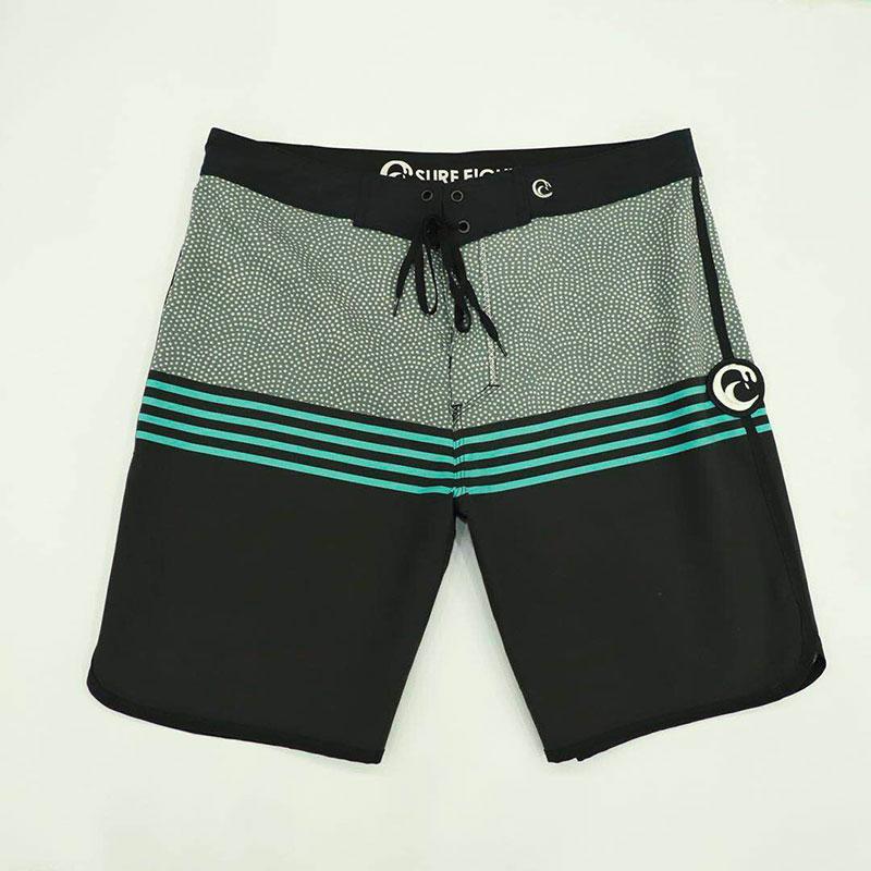 Bahamas Eagle Mens Beach Board Shorts Quick Dry Summer Casual Swimming Soft Fabric with Pocket