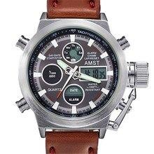 שעון דיגיטלי-שעון גברים אופנה